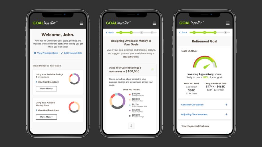 Goal Investor - Mobile