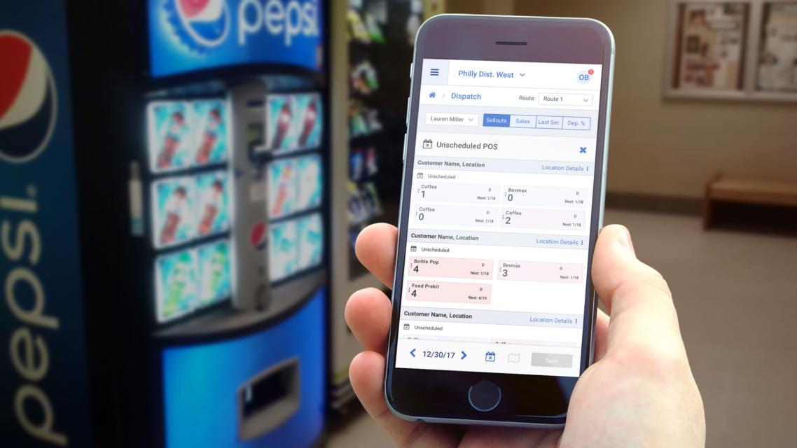 Crane - Vending Management Simplified
