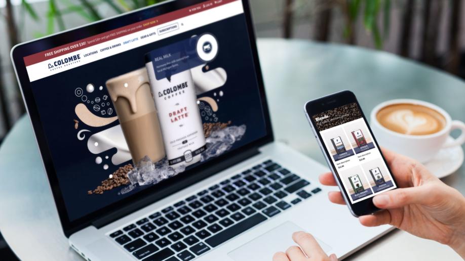 La Colombe - Digital Campaigns