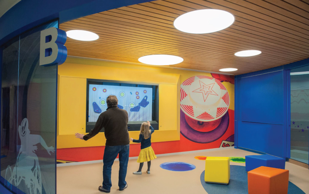 Image of Buerger Center for Advanced Pediatric Care
