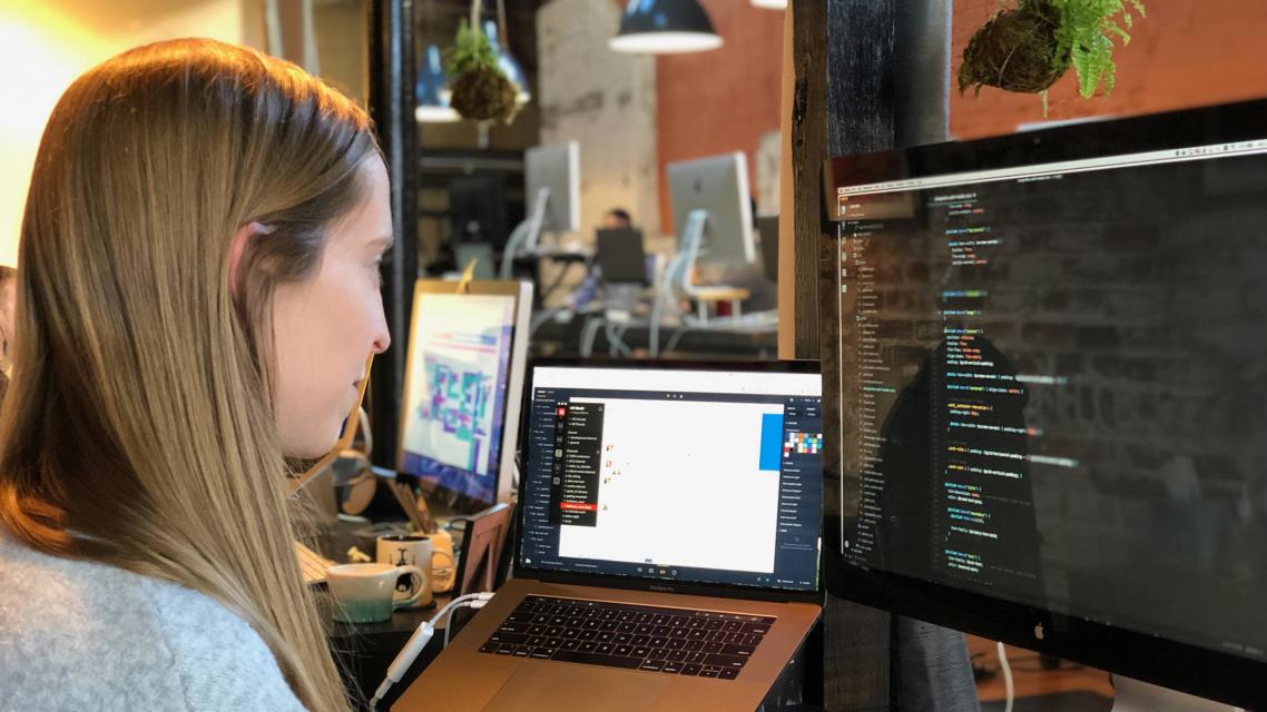 Technology - Jess Working