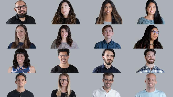 New Team Members - May 2019