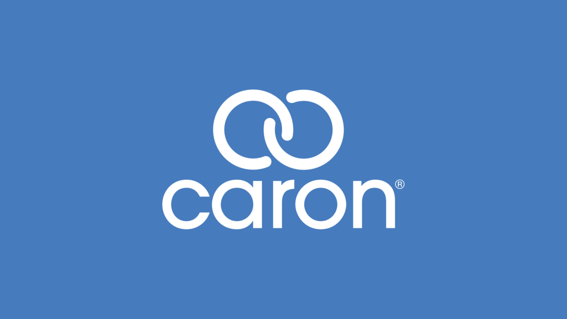 Caron logo.