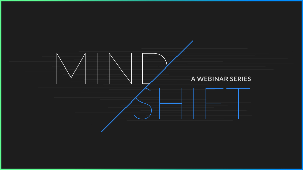 mindshift webinar series: episode 2 transforming CX with data insights