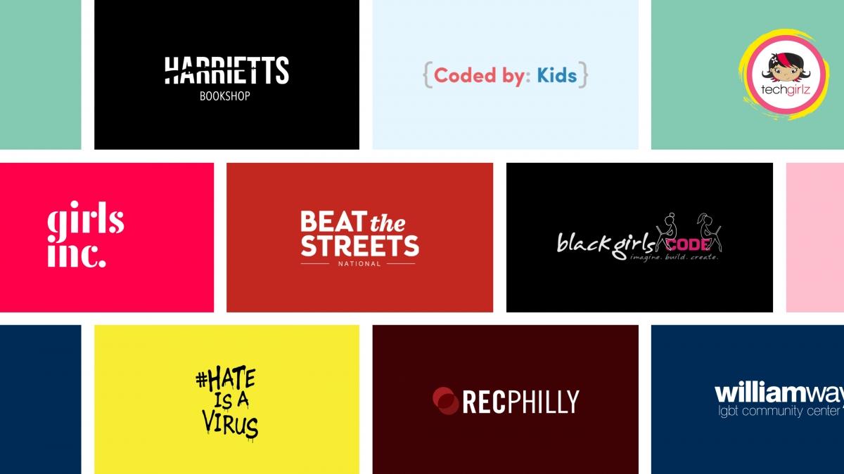 O3's community partners' logos.